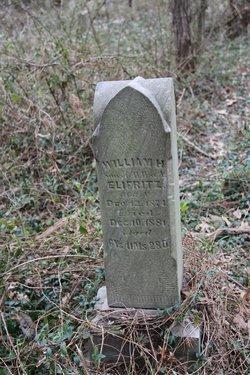 William H Elifritz