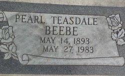 Pearl <i>Teasdale</i> Beebe