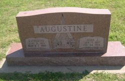Katherine <i>Lang</i> Augustine