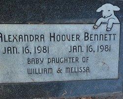 Alexandra Hoover Bennett