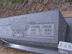 Fannie Swan Blair