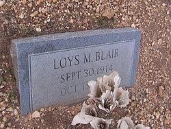 Loys Mae <i>Mabry</i> Blair
