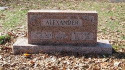 Fannie <i>Mark</i> Alexander