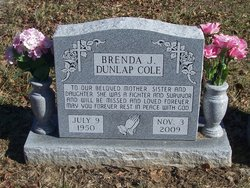 Brenda J. Dunlap Cole