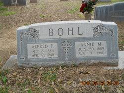 Annie Marie <i>Schneider</i> Bohl