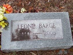 Leone <i>Redman</i> Barge