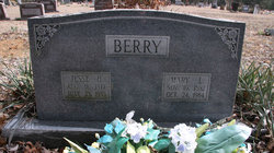 Mary L. <i>Roden</i> Berry