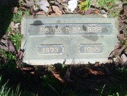 Louis P. Barbee