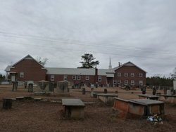 Hurricane Baptist Church Cemetery