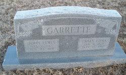 Emma Edna <i>Cockrell</i> Garrette