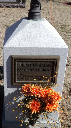 Shirley Jeanne Wallace