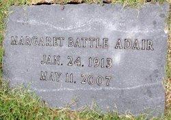 Margaret <i>Battle</i> Adair