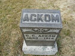 Guy Clifford Ackom