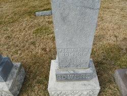 Margaret Jane <i>Miller</i> Bowers