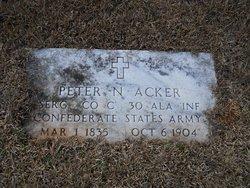 Peter Newton Acker