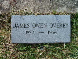 James Owen Overby