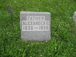 Pvt Alexander G Adams