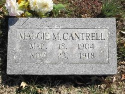 Maggie M. Cantrell