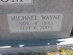 Michael Wayne Baucom
