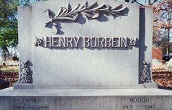 Henry F. Borbein