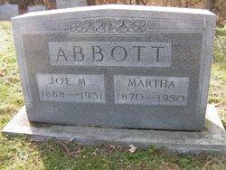 Martha <i>Acres</i> Abbott