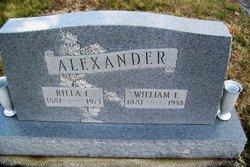 Rilla Ellen <i>Cauble</i> Alexander