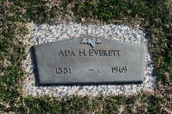 Ada H Everett