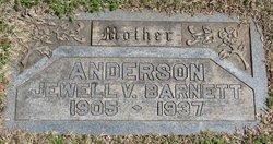 Jewell V. <i>Anderson</i> Barnett