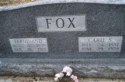 Ferdinand Fox