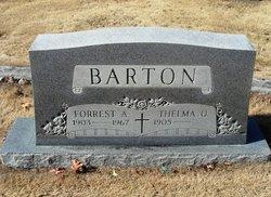 Forrest Alvin Barton