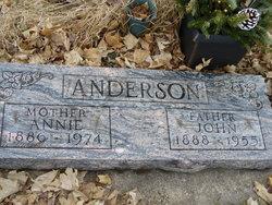 Annie <i>Kearney</i> Anderson
