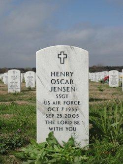 Henry Oscar Jensen