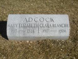 Clara Blanch Adcock