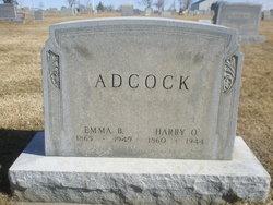 Harry Orton Adcock