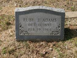 Ruby J. Adams