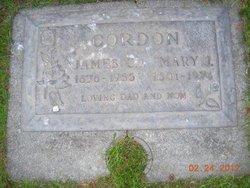Mary Jane <i>Brand</i> Gordon