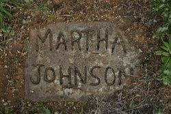 Martha Jane <i>Gibbs</i> Johnston