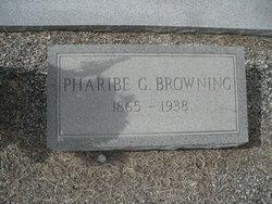 Pharibe <i>Graham</i> Browning