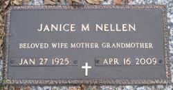 Janice M. <i>Mootz</i> Nellen