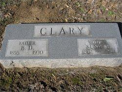 B. D. Clary