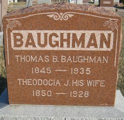 Theodorea Jane <i>Wright</i> Baughman