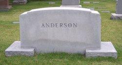 Benjamin McLean Anderson