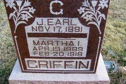 Martha I <i>Dennany</i> Griffin