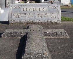 Francois Eraste Frank Devillier