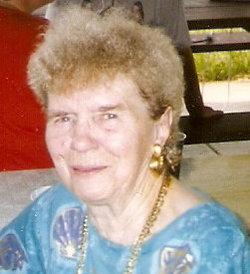 Elsie Virginia <i>Adell</i> Emsing