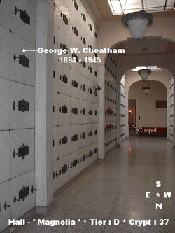 George Washington Cheatham