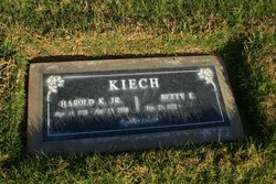 Harold Koster Kiech, Jr