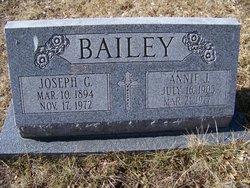 Joseph G. Bailey
