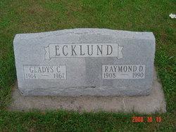 Raymond D. Ecklund