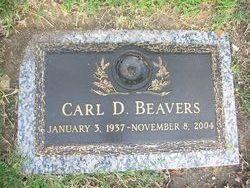 Carl D Beavers